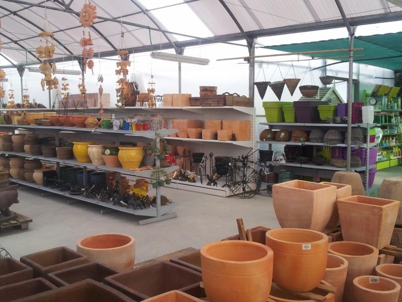Viveros el roble centro de jardiner a en avil s asturias for Centros de jardineria en madrid